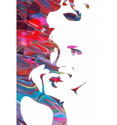 Affiche Marilyn by Sarkis