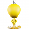 Sculpture Tweety XXRAY Plus by Jason Freeny
