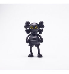 Sculpture BOUNTY HUNTER BLACK by KAWS