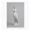 Print Rose quartz eroded Venus of Milo poster by DANIEL ARSHAM