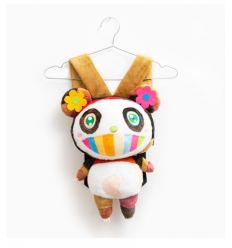 Panda backpack by TAKASHI MURAKAMI