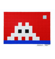 Print Home Neptune by Invader