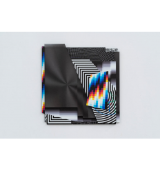 Sculpture W3 DIMENSIONAL 28 by Felipe Pantone
