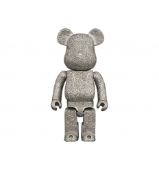 Sculpture Bearbrick Royal Selangor Arabesque 400% Classic