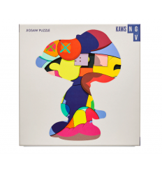 KAWS No One's Home Puzzle Multi