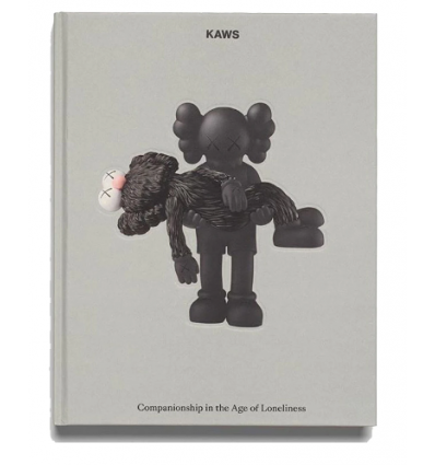 KAWS NGV Companionship in the Age of Loneliness Book Only