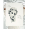 ERODED CLASSICAL PRINTS by DANIEL ARSHAM