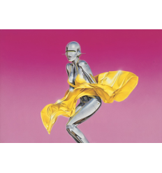 Print SEXY ROBOT MONROE by HAJIME SORAYAMA