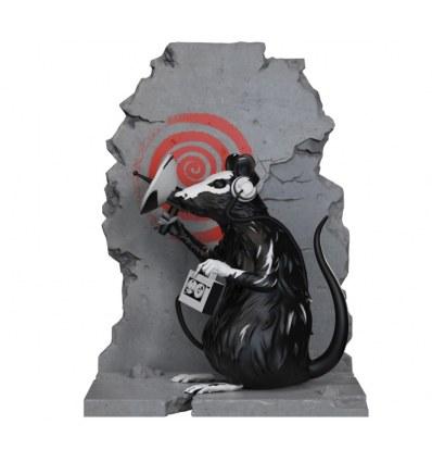 Sculpture Radar Rat by Brandalised x Banksy [PRE ORDER]