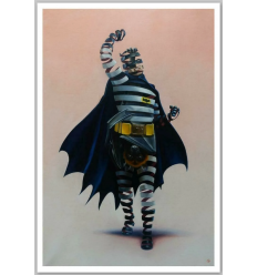 Print Batman by Super A