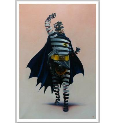 Print Batman by Super A