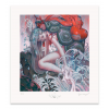 Print CHELONE by JAMES JEAN