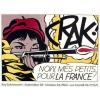 Print CRAK! by ROY LICHTENSTEIN