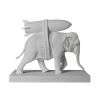 Sculpture ELEPHANT WITH BOMB by BANKSY