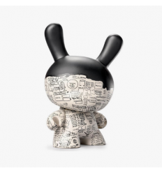 Sculpture Pegasus Masterpiece Dunny by Jean-Michel Basquiat