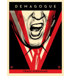 Print DEMAGOGUE by SHEPARD FAIREY alias OBEY