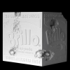 Sculpture Eroded Brillo Box by DANIEL ARSHAM