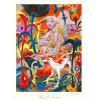 Print FORAGER by JAMES JEAN
