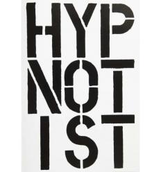 Print Hypnotist by Christopher Wool