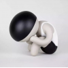 Sculpture LONELY BOY GAREY THE THIRD by MIKE LEE