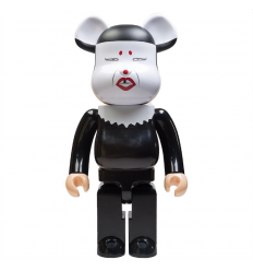 Sculpture bearbrick 1000% Misty