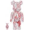 Sculpture bearbrick 400% Curtis Kulig