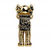 Sculpture Holiday Space Gold by KAWS