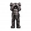 Sculpture Holiday Space Black by KAWS