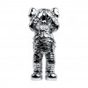 Sculpture Holiday Space Silver by KAWS