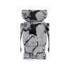 Sculpture bearbrick 1000% BANKSY FLOWER BOMBER