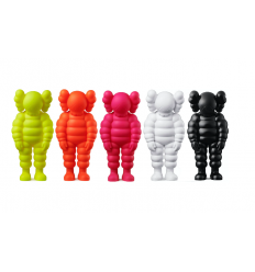 Sculpture WHAT PARTY SET by KAWS