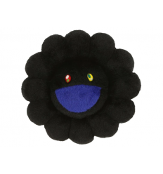 Flower Plush Black by TAKASHI MURAKAMI