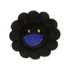 Flower Plush Black by TAKASHI MURAKAMI
