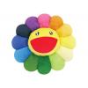 Flower Plush Rainbow/Yellow 100cm by TAKASHI MURAKAMI