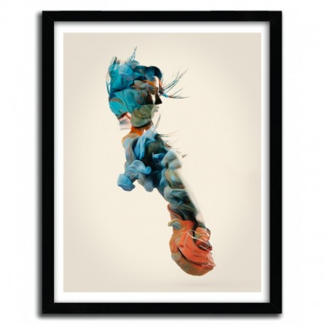 Affiche TRIVIAL EXPOSE 1 by ALBERTO SEVESO