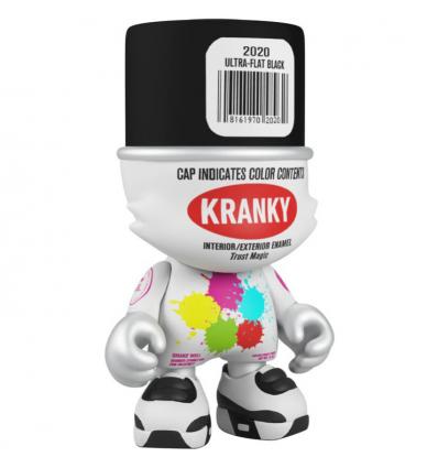 SuperKranky Ultra-Flat Black by Sket One x Superplastic