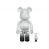 Sculpture bearbrick 400+100% MM6 Maison Margiela