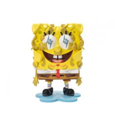 Sculpture Spongebob Figure Yellow by LOUIS DE GUZMAN x JBalvin