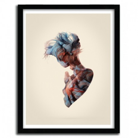 Affiche TRIVIAL EXPOSE 3 by ALBERTO SEVESO