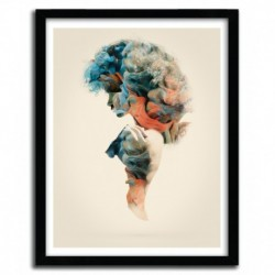 Affiche TRIVIAL EXPOSE 4 by ALBERTO SEVESO