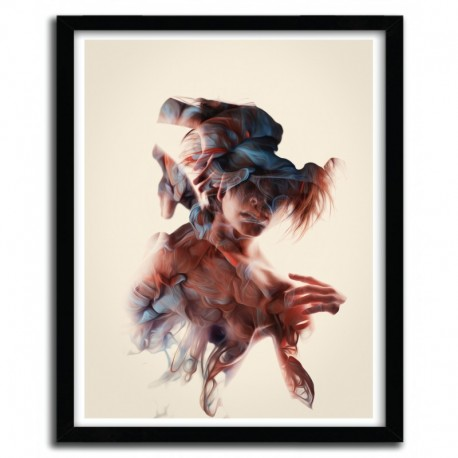 Affiche TRIVIAL EXPOSE 9 by ALBERTO SEVESO