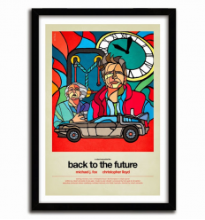 BACK TO THE FUTURE by VAN ORTON