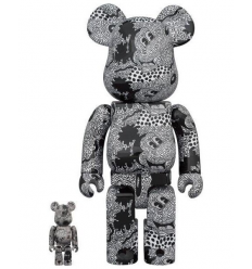 Sculpture bearbrick 400% KEITH HARING MICKEY MOUSE