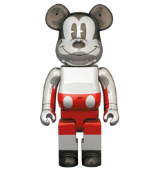 Sculpture bearbrick1000% V2 SORAYAMA x DISNEY