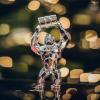 sculpture-kong-oil-silver-spirit-orlinski