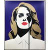 Affiche Lana Del Rey's Nightmare by PURE EVIL