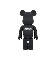 Sculpture bearbrick1000% Oasis Black Rubber[PREORDER]