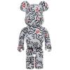 Sculpture 1000% Bearbrick - Keith Haring v8 [Pre Order]