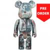 Sculpture 1000% Bearbrick - Pushead V 5 [Pre Order]