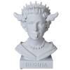 Sculpture Dog save the Queen Bust by D*Face by D*FACE [PREORDER]